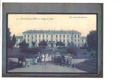 L'histoire du collège Camille Chevalier