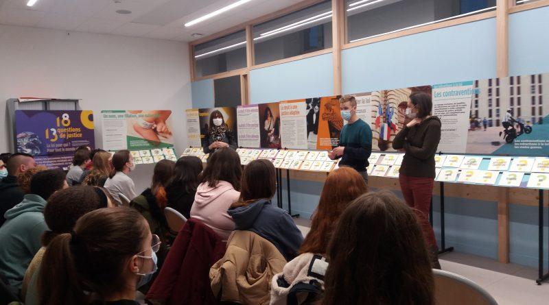 Exposition «13/18 Questions de justice»
